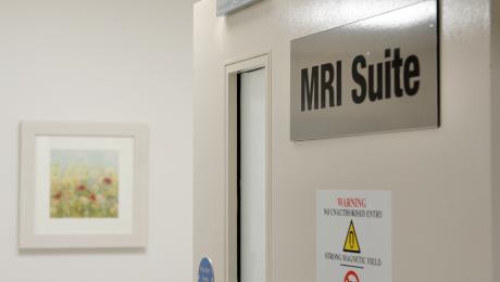 Avicenna open MRI scanner is good news for children