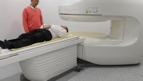 First Open MRI Scanner In The Region
