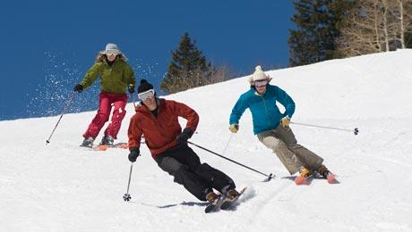 Have skis will travel…safely